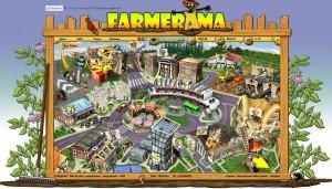 Die Stadt in Farmerama