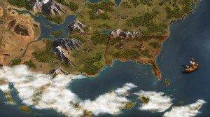 Forge of Empires Kontinentkarte