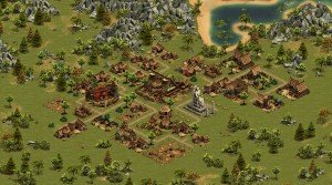 Forge of Empires Siedlung